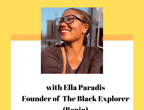 10: Inclusivity in Travel: How to amplify the Voices of Black Travellers (with Ella Paradis)