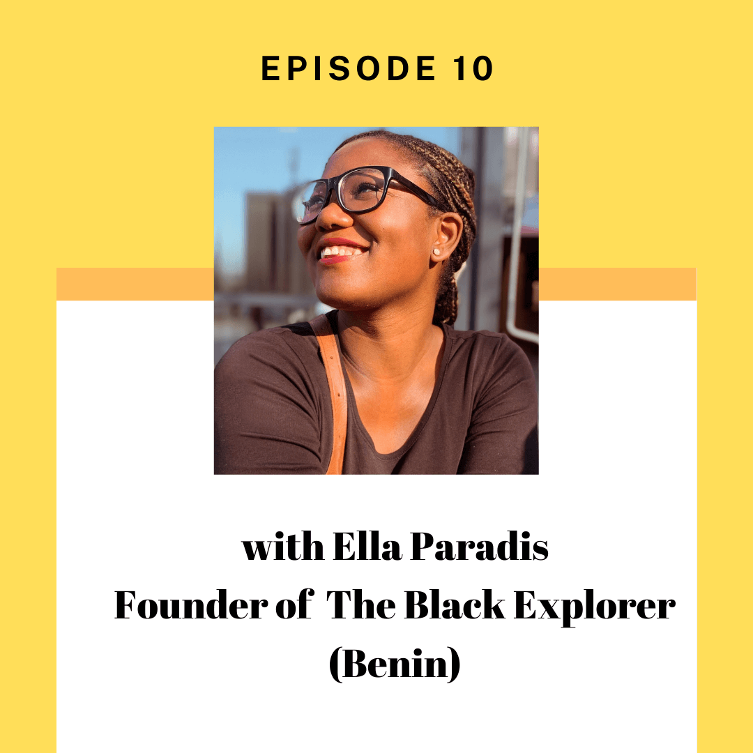 Ella Paradis The Black Explorer