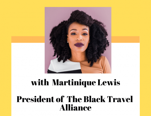 12: How to stimulate diversity and inclusion in the Travel Industry with Martinique Lewis