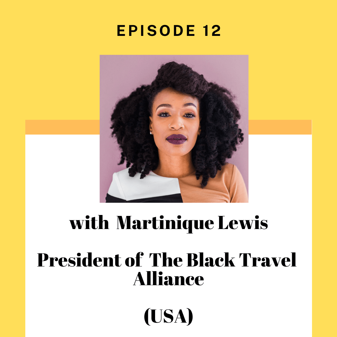 Martinique Lewis for TE Podcast