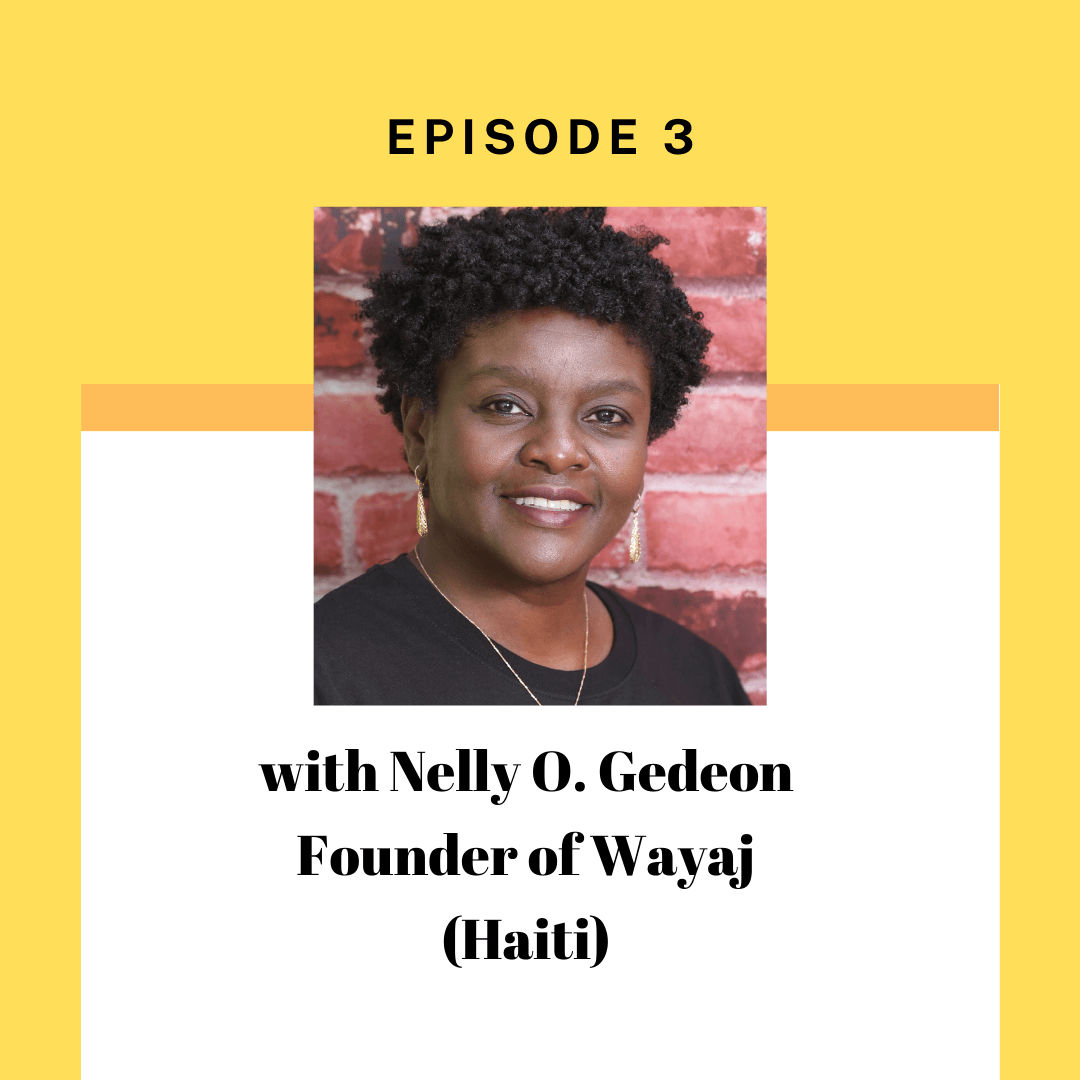 Nelly Gedeon of Wayaj
