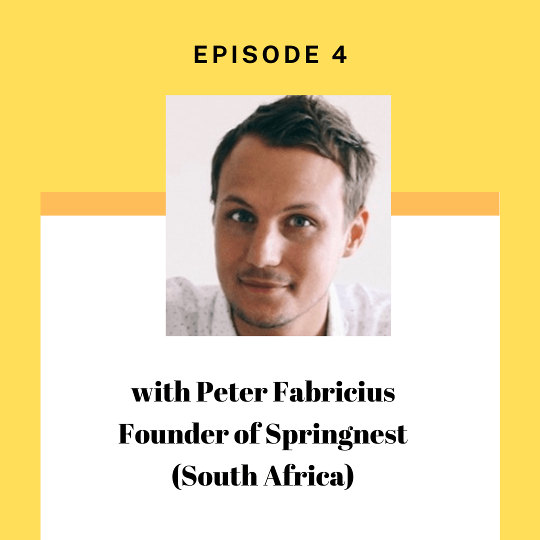 Peter Fabricius of Springnest