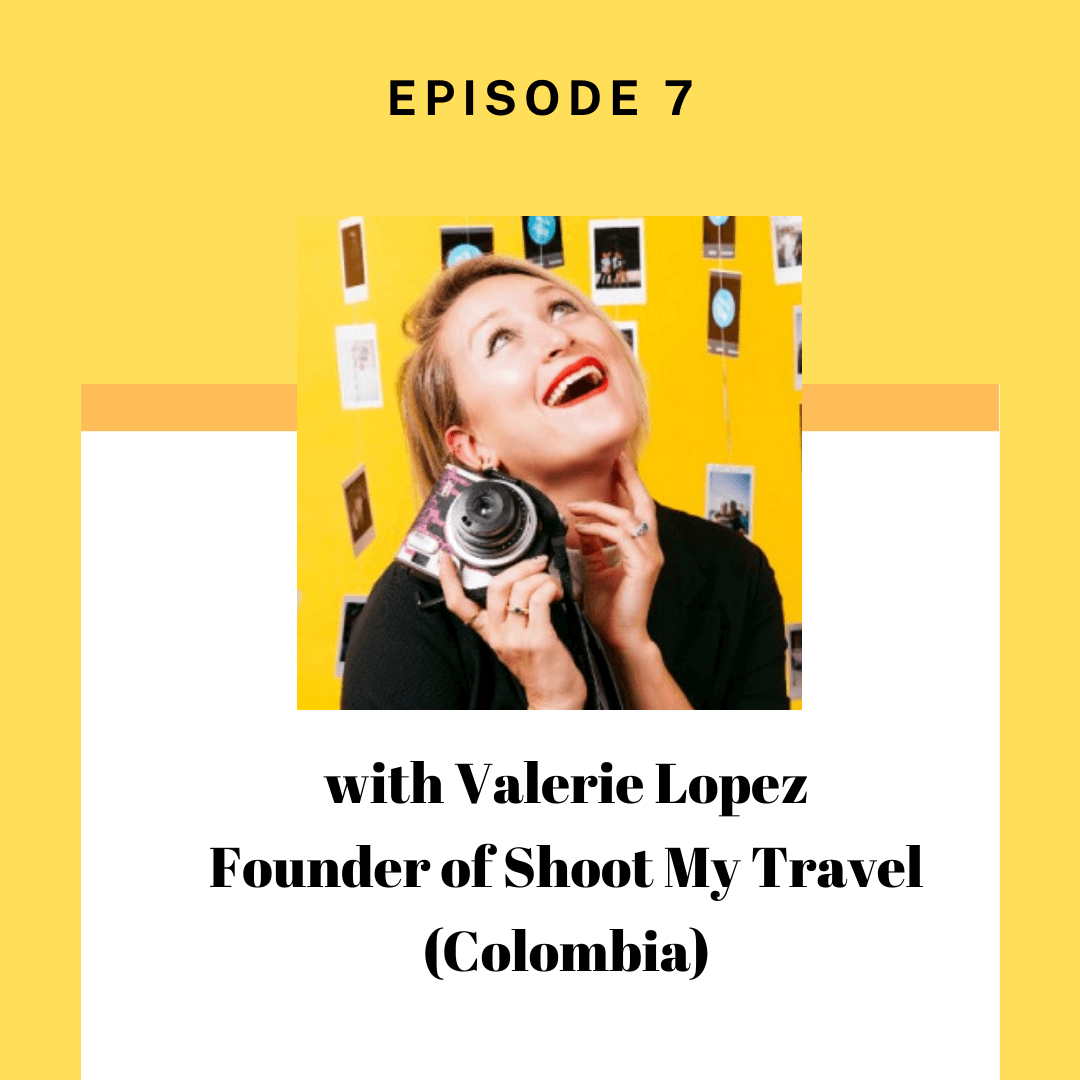 Valerie Lopez of Shoot My Travel