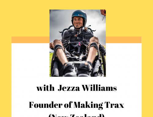 13: How to make adventure tourism more accessible with Jezza Williams of Making Trax
