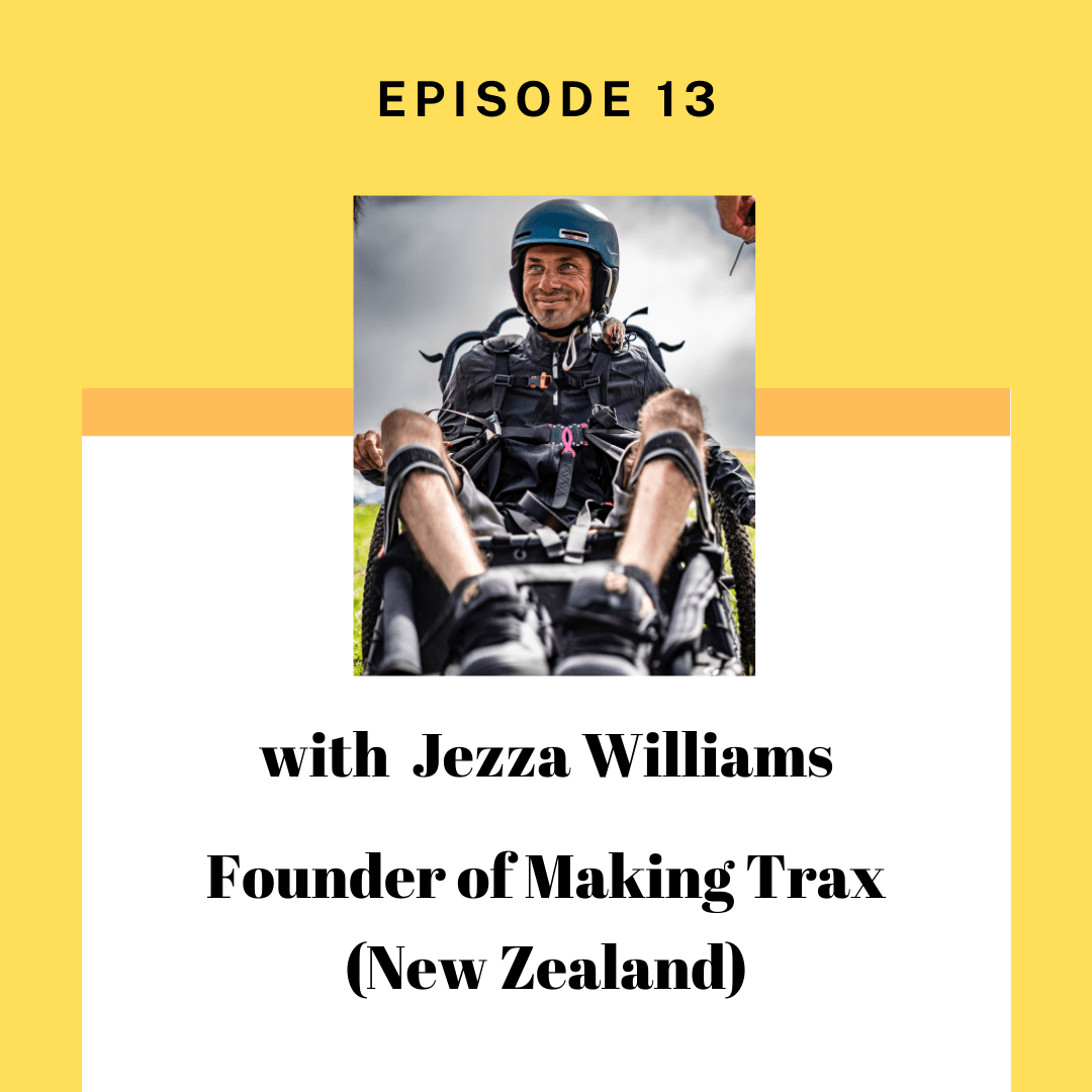 Jezza Williams for TE Podcast