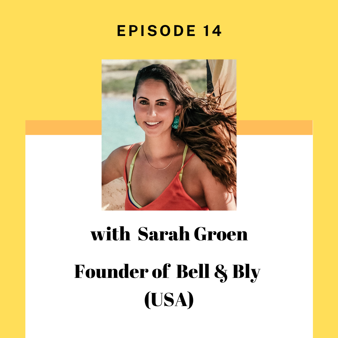 Sarah Groen of luxury travel insider podcast