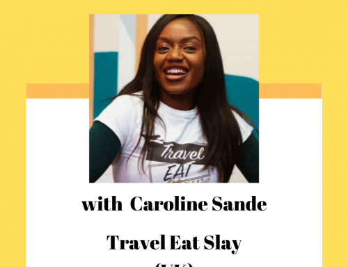 5: The Path to Success for Black Travel Content Creators with Caroline Sande of TravelEatSlay