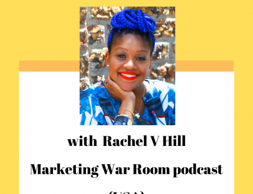 4: How to demystify travel in the Black community with Rachel V Hill