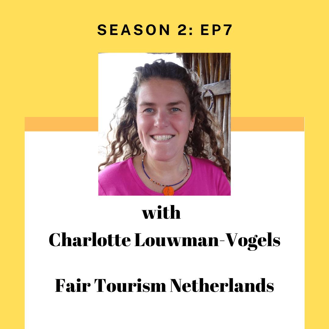 Fair Tourism NL for TE podcast
