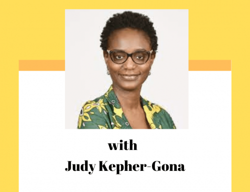 8: Sustainability and the Future of Tourism in Africa with Judy Kepher-Gona of STTA Kenya