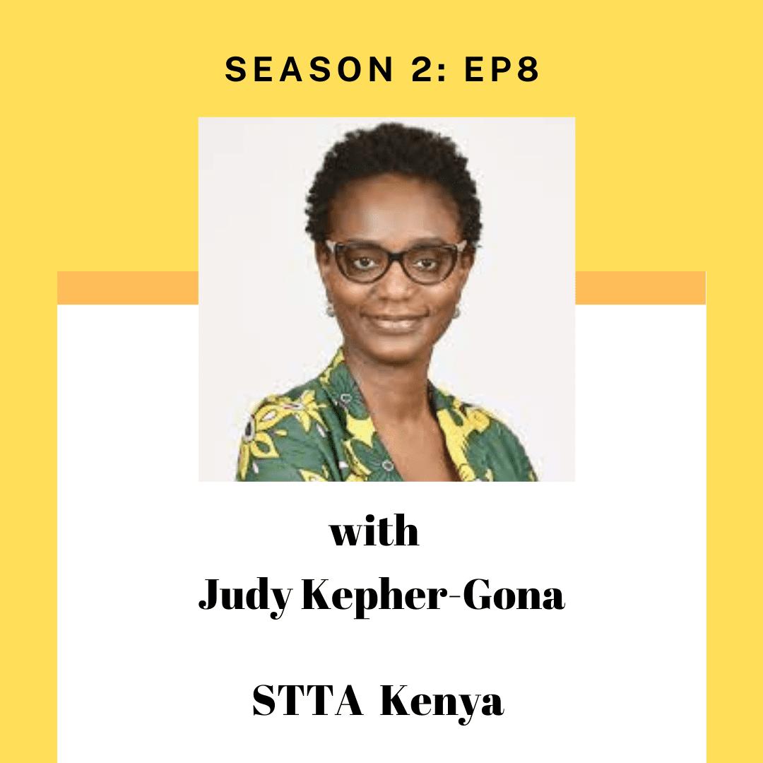 Judy Kepher-Gona for Tourism Entrepreneur Podcast