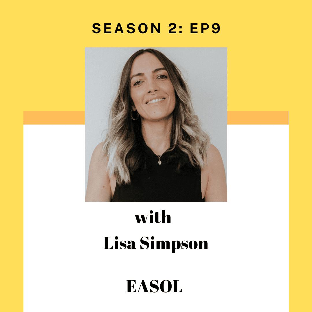 Lisa Simpson of Easol