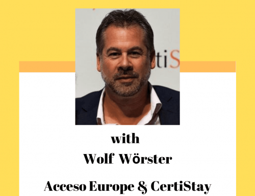 11: Mergers and Acquisitions in tourism with Wolf Wӧrster of Acceso Europe